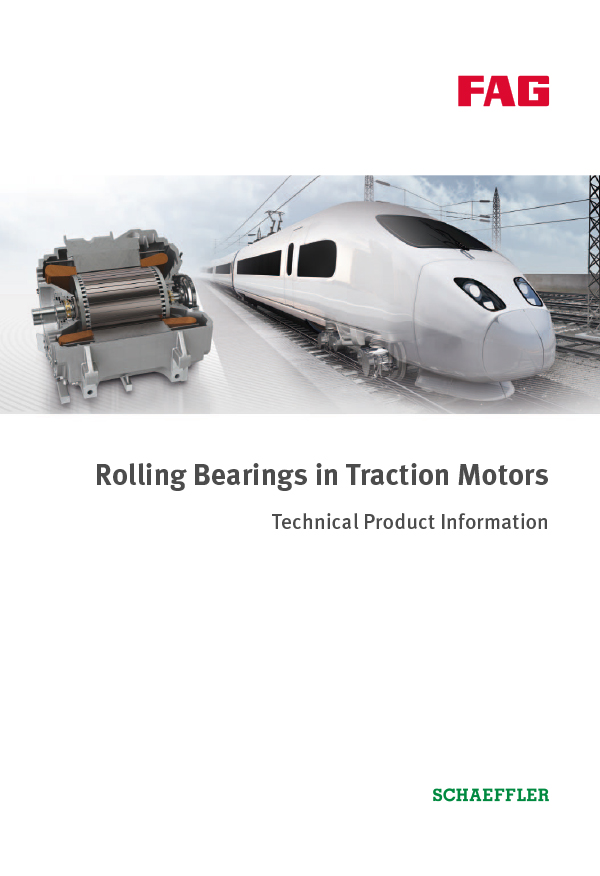 Rolling Bearings in Traction Motors