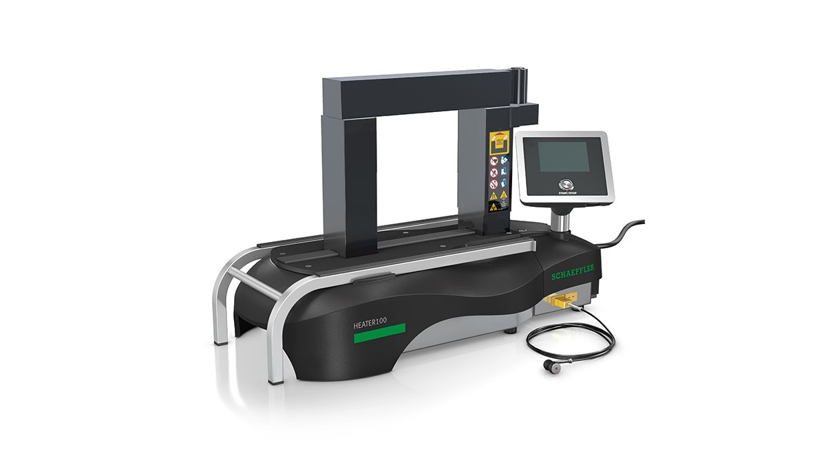 Schaeffler maintenance products: Induction heating devices