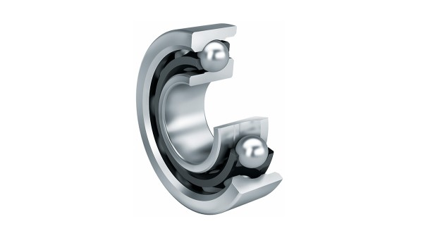 Schaeffler X-life products: FAG single-row angular contact ball bearings
