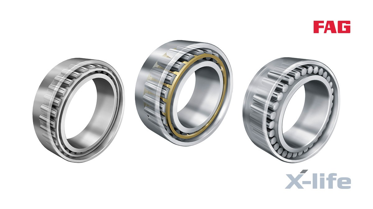 Schaeffler rolling bearings and plain bearings: TORB toroidal roller bearings