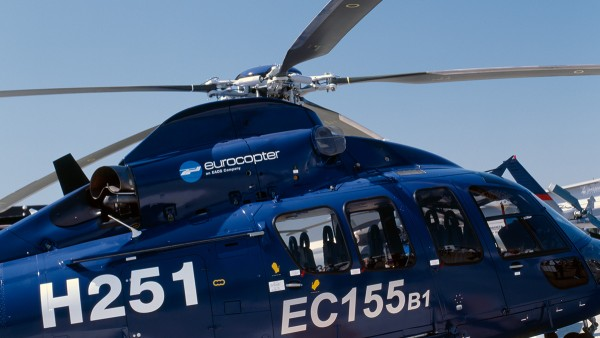 Military applications: Eurocopter