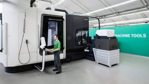 Schaeffler solutions for machine tools