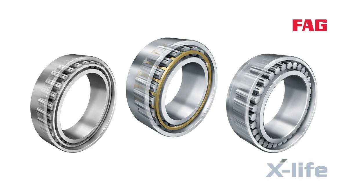 Schaeffler rolling bearings and plain bearings: TORB toroidal roller bearings