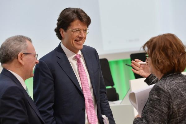 Schaeffler Financial Statement Press Conference 2018